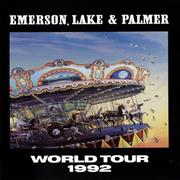 Click here for more info about 'Emerson Lake & Palmer - World Tour 1992'