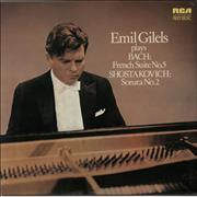 Click here for more info about 'Emil Gilels - Bach: French Suite No. 5 / Shostakovich: Sonata No. 2'