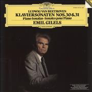 Click here for more info about 'Emil Gilels - Beethoven: Klaviersonaten Nos. 30 & 31'