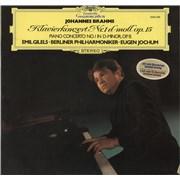 Click here for more info about 'Emil Gilels - Brahms: Klavierkonzert Nr. 1 d-moll Op. 15'