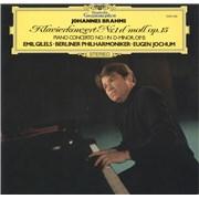 Click here for more info about 'Emil Gilels - Brahms: Konzert Für Klavier Und Orchester Nr. 1 D-Moll, Op.15'