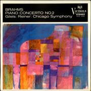 Click here for more info about 'Emil Gilels - Brahms: Piano Concerto No. 2'