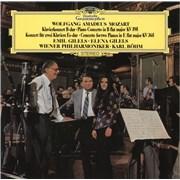 Click here for more info about 'Emil Gilels - Mozart: Klacierkozert B-dur KV 595 / Konzert Für Zwei Klaviere Es-dur KV 365'