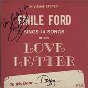 Click here for more info about 'Emile Ford And The Checkmates - Emile Ford Sings 14 Songs In This Love Letter'