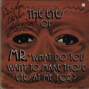 Click here for more info about 'Emile Ford And The Checkmates - The Eyes Of Mr. 'What Do You Want To Make Those Eyes At Me For?''