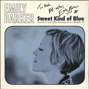 Click here for more info about 'Sweet Kind Of Blue - Blue Vinyl + Autographed'