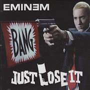 Click here for more info about 'Eminem - Just Lose It'