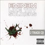 Click here for more info about 'Eminem - Like Toy Soldiers - CD1'