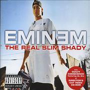 Click here for more info about 'Eminem - The Real Slim Shady'