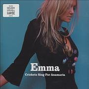 Click here for more info about 'Emma Bunton - Crickets Sing For Anamaria'
