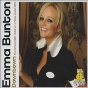 Click here for more info about 'Emma Bunton - Downtown'