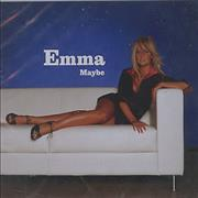Click here for more info about 'Emma Bunton - Maybe'