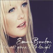Click here for more info about 'Emma Bunton - We're Not Gonna Sleep Tonight'