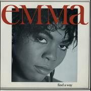 Click here for more info about 'Emma - Find A Way'