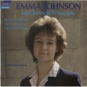 Click here for more info about 'Emma Johnson - La Clarinette Française'