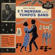 Click here for more info about 'E. T. Mensah And His Tempo's Band - 2 x 1-Sided Test Pressing'