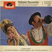 Click here for more info about 'Emmerich Kálmán - Kálmán Favourites'
