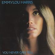 Click here for more info about 'Emmylou Harris - You Never Can Tell'