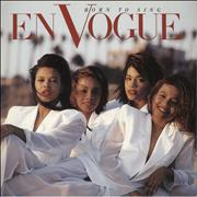 Click here for more info about 'En Vogue - Born To Sing'