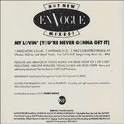 Click here for more info about 'En Vogue - My Lovin''