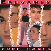 Click here for more info about 'Endgames - Love Cares'