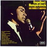 Click here for more info about 'Engelbert Humperdinck (Singer) - We Made It Happen'