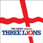 Click here for more info about 'England Football Squad - 3 Lions 2010'