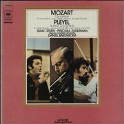 Click here for more info about 'English Chamber Orchestra Wind Ensemble - Mozart: Concertone for Two Violins / Pleyel: Sinfonie Concertante for Violin & Viola'