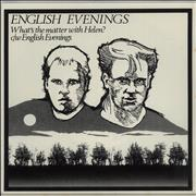 Click here for more info about 'English Evenings - What's The Matter With Helen?'