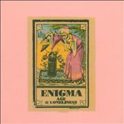 Click here for more info about 'Enigma - Age Of Loneliness'