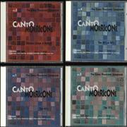 Click here for more info about 'Ennio Morricone - Canto Morricone Volumes 1 - 4 - Complete'