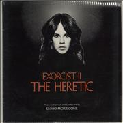 Click here for more info about 'Exorcist II - The Heretic - Sealed'