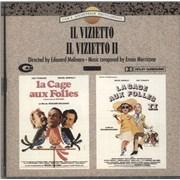 Click here for more info about 'Ennio Morricone - Il Vizietto/ Il Vizietto II - La Cage Aux Folles I & II'