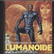 Click here for more info about 'Ennio Morricone - L'Umanoide/ Amanti D'Oltretomba'