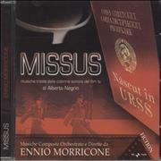 Click here for more info about 'Ennio Morricone - Missus'