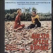 Click here for more info about 'Ennio Morricone - Questa Specie D'Amore'