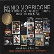 Click here for more info about 'Ennio Morricone - Rare & Unreleased Soundtracks From The 60's & 70's'