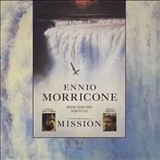 Click here for more info about 'Ennio Morricone - The Mission'