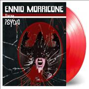 Click here for more info about 'Theme II: Psycho - Red Vinyl'