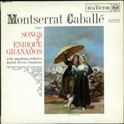 Click here for more info about 'Monserrat Caballe sings Enrique Granados'