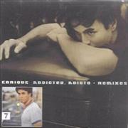 Click here for more info about 'Enrique Iglesias - Addicted Remixes'