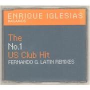 Click here for more info about 'Enrique Iglesias - Bailamos - Fernando G. Latin Remixes'