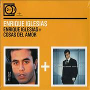 Click here for more info about 'Enrique Iglesias - Enrique Iglesias / Cosas Del Amor'