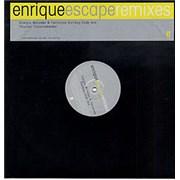 Click here for more info about 'Enrique Iglesias - Escape Remixes'
