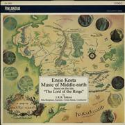 Click here for more info about 'Ensio Kosta - Music Of Middle-Earth'