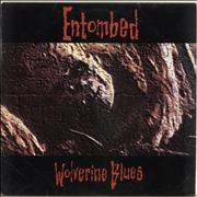 Click here for more info about 'Entombed - Wolverine Blues - VG'