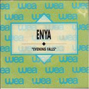 Click here for more info about 'Enya - Evening Falls - WEA Sleeve'