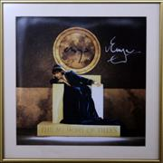Click here for more info about 'Enya - The Memory Of Trees - Autographed Print'