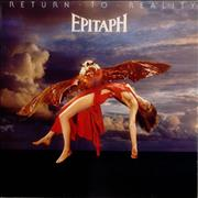 Click here for more info about 'Epitaph - Return To Reality'