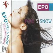 Click here for more info about 'Epo - Fire & Snow'